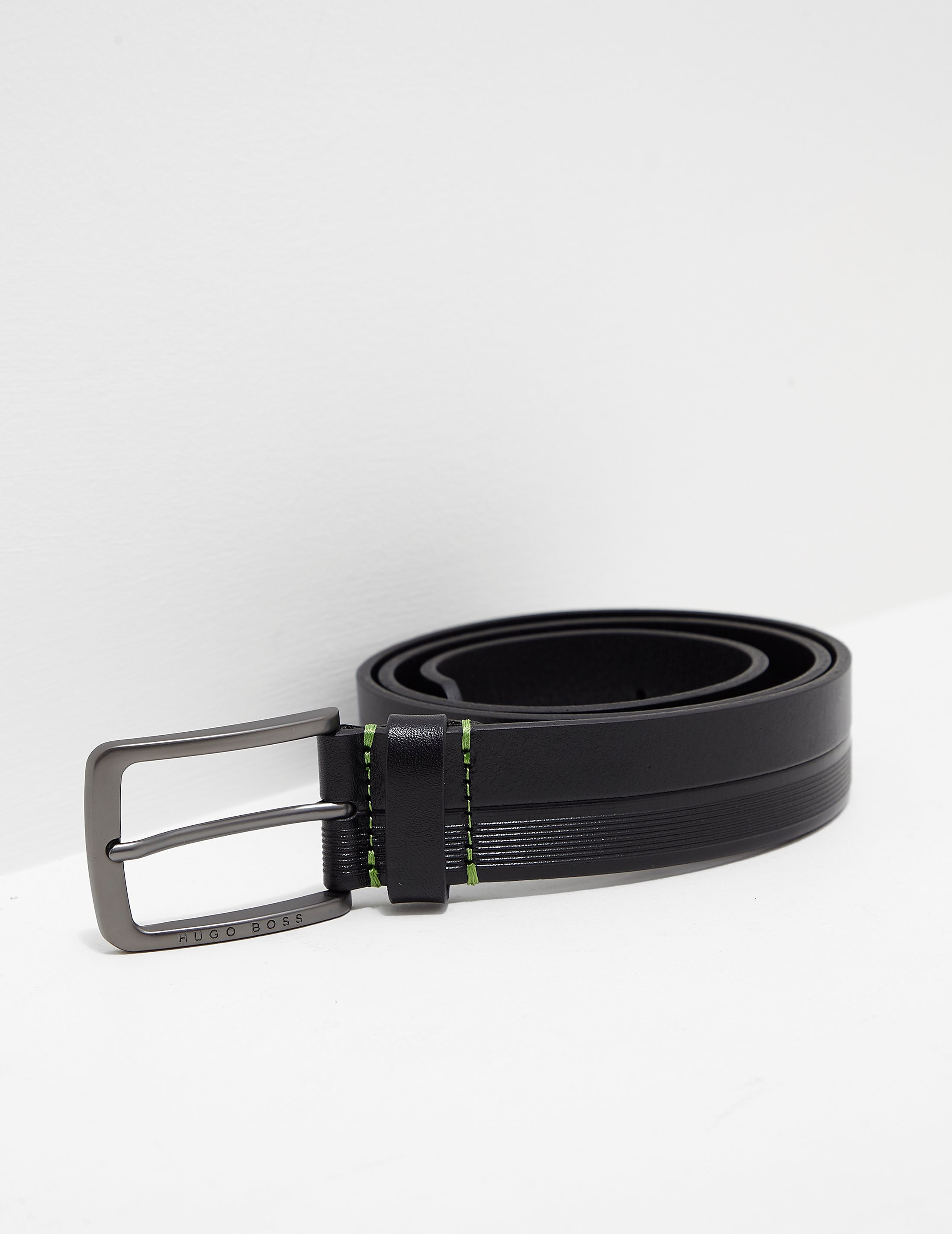 BOSS Timothy Leather Belt