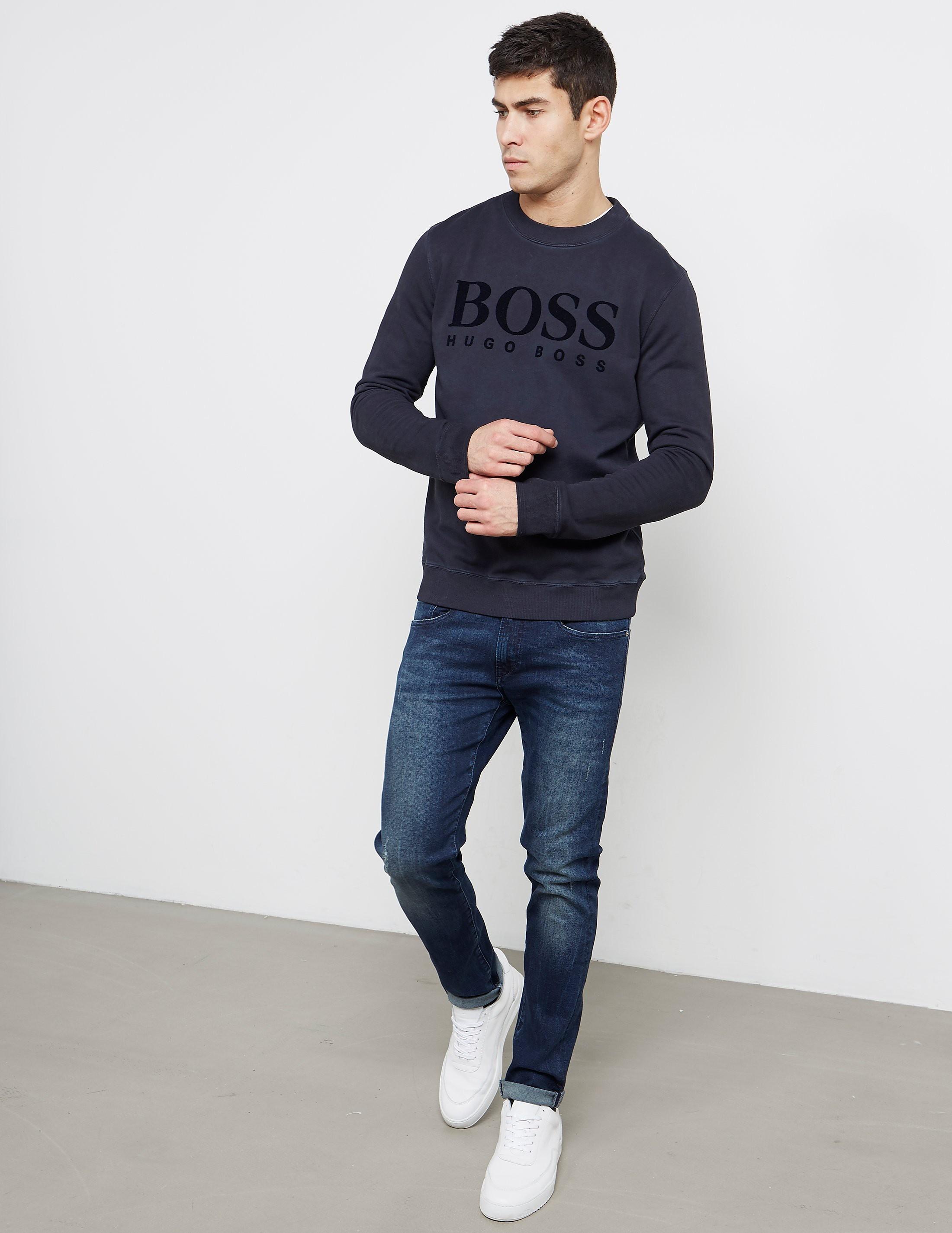 BOSS WLAN Sweatshirt