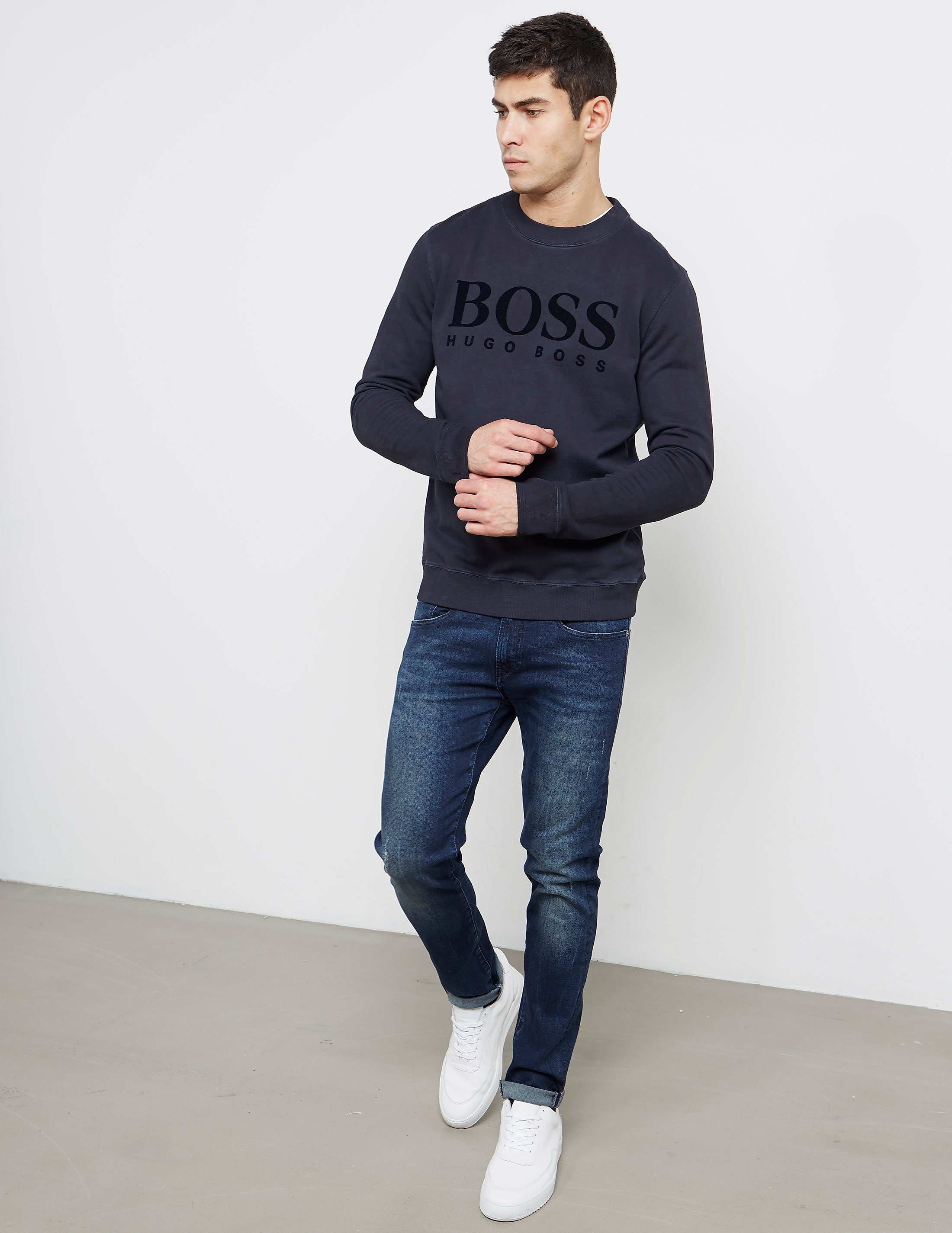 BOSS Orange WLAN Sweatshirt