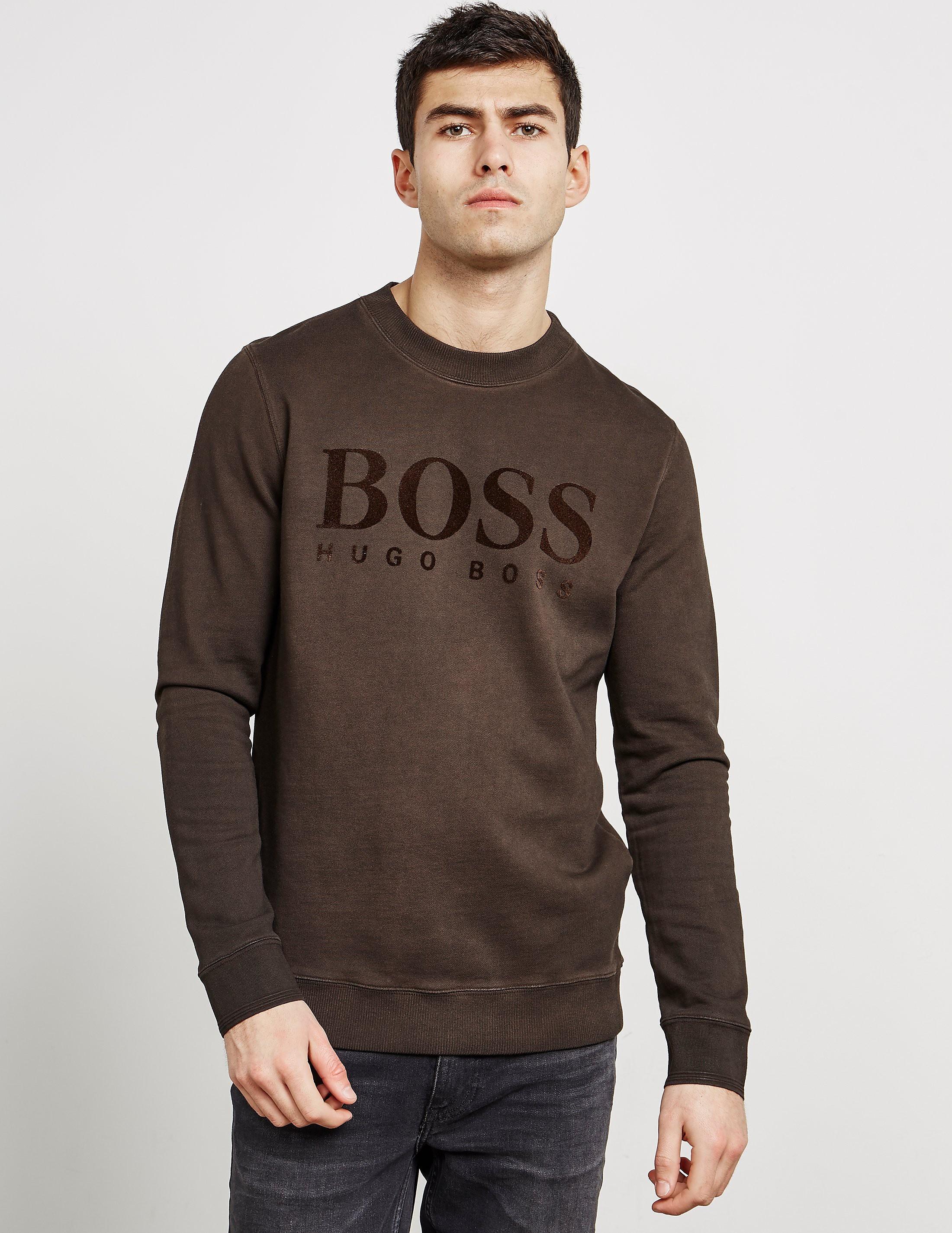 BOSS Orange WLAN Sweatshirt