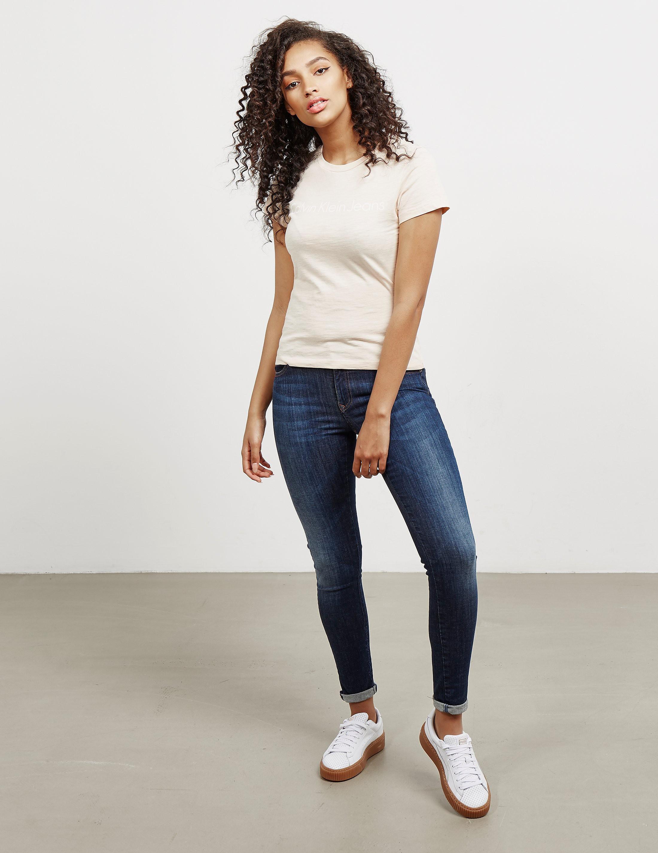 Calvin Klein Tamar-49 Short Sleeve T-Shirt