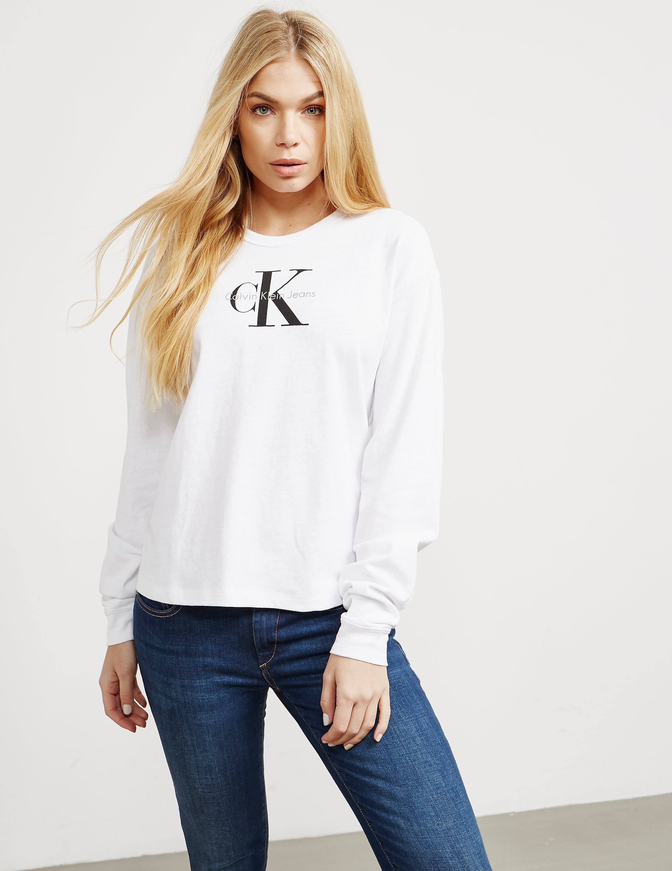 Calvin Klein T-Core Long Sleeve T-Shirt
