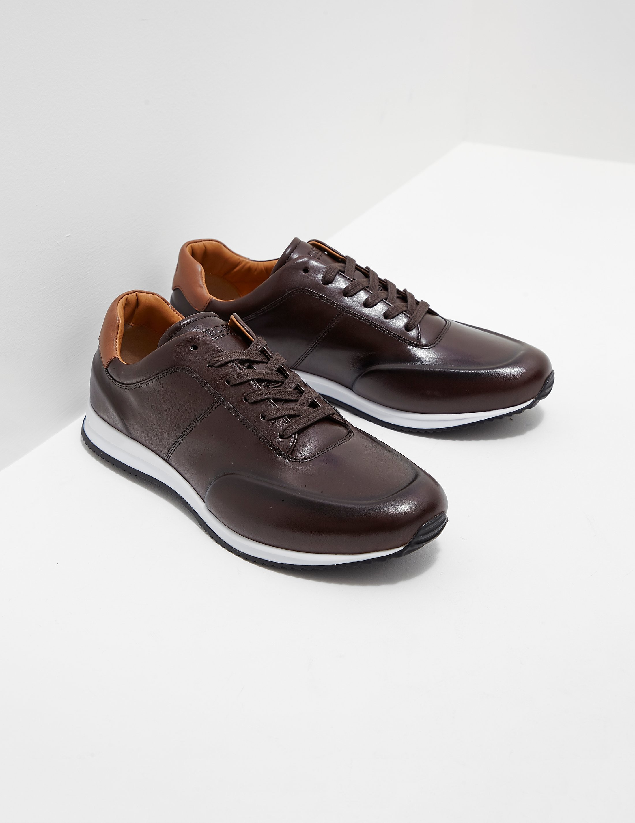 BOSS Green Legacy Trainers