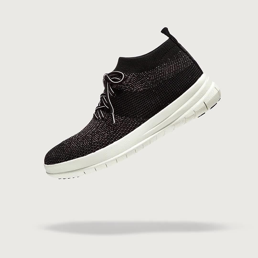 be351ae78fd36f Women s UBERKNIT Textile Sneakers