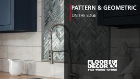 Geometrics Patterns Video Image