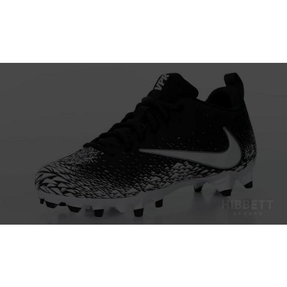 6772b6045 Nike Vapor Varsity Low D Men s Football Cleat - Hibbett US