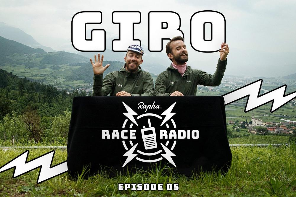 RAPHA RACE RADIO: EPISODIO 5