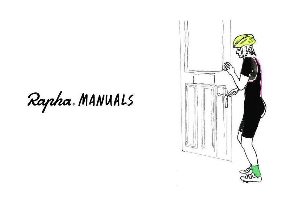 Rapha Manuals: Clear Your Mind