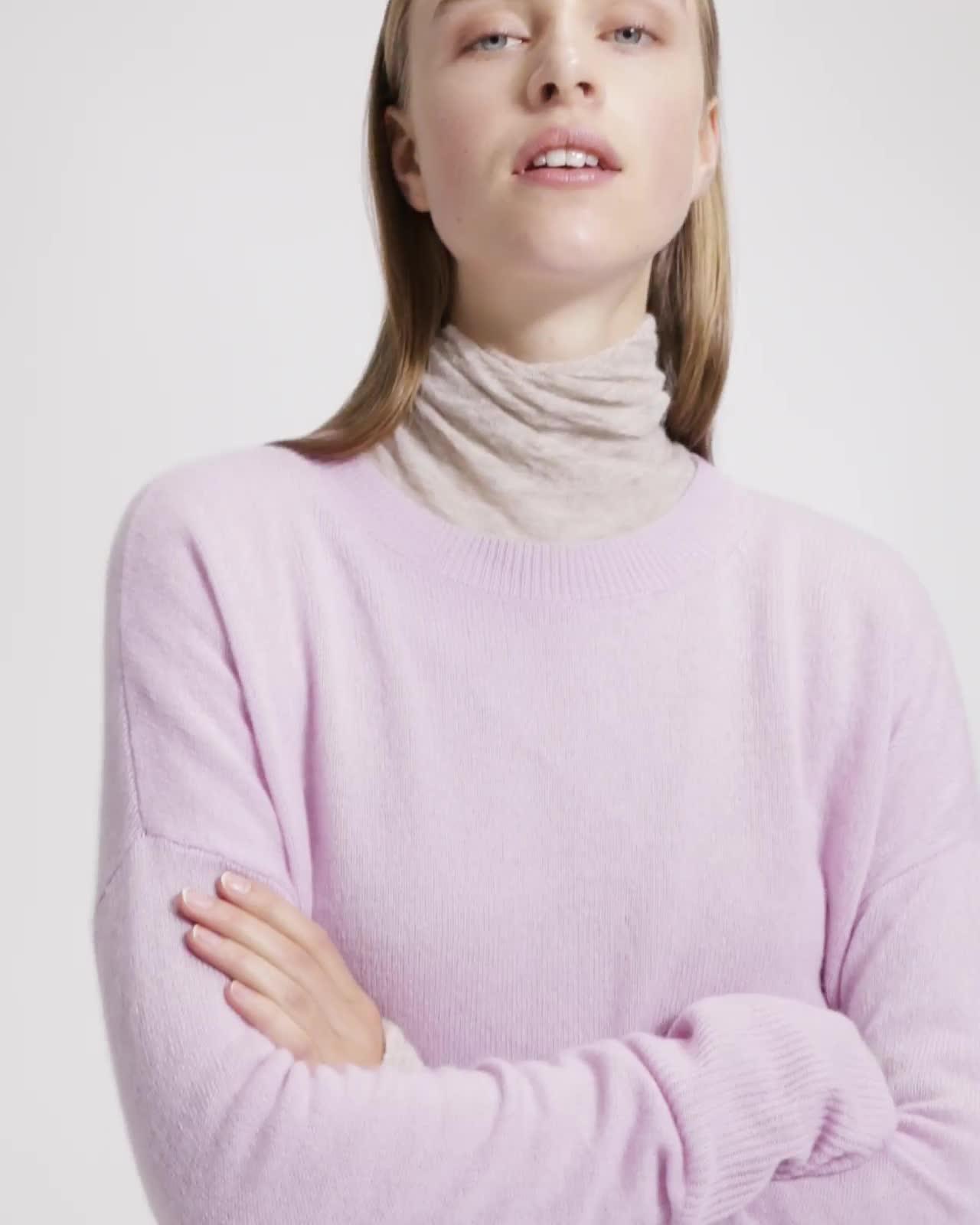Cashmere Karenia Sweater