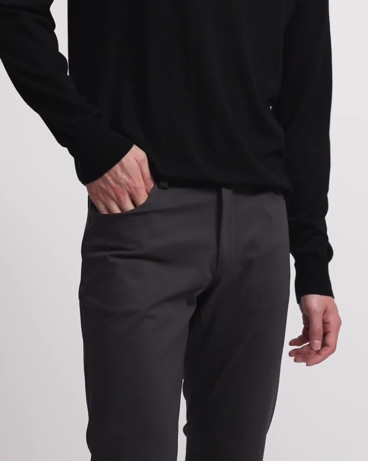 Compact Ponte Slim Pant