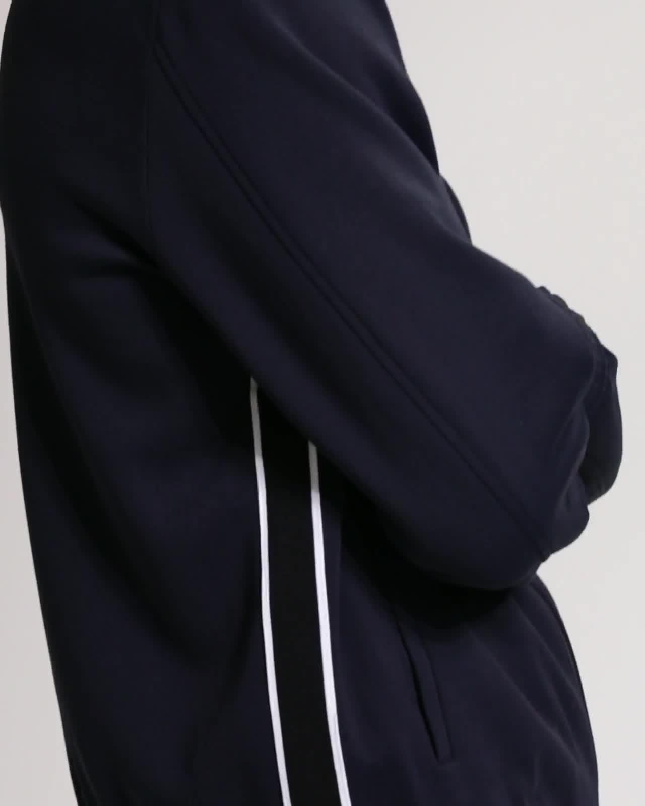 Tech Face Ponte Track Jacket