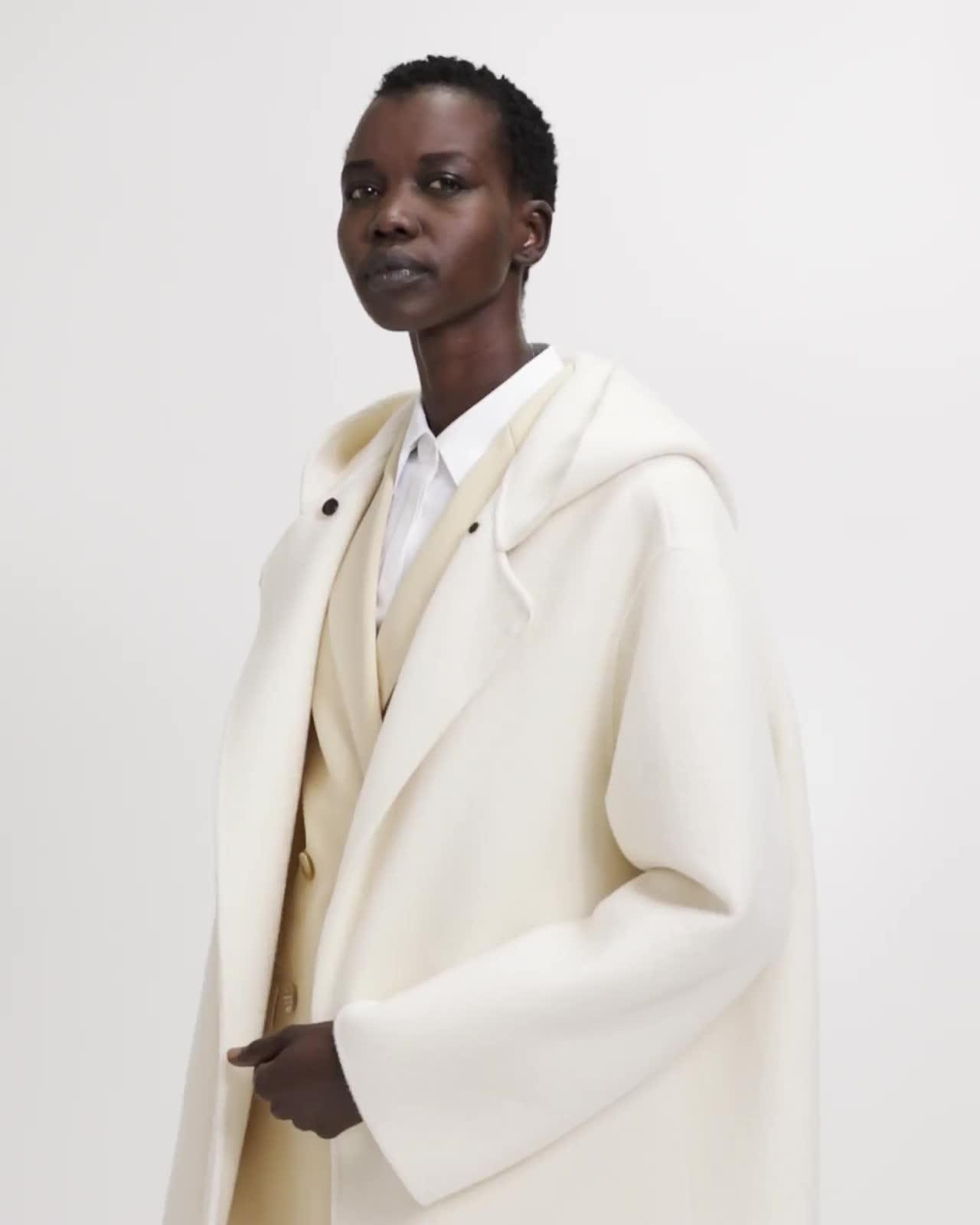 Clean Duffle Coat
