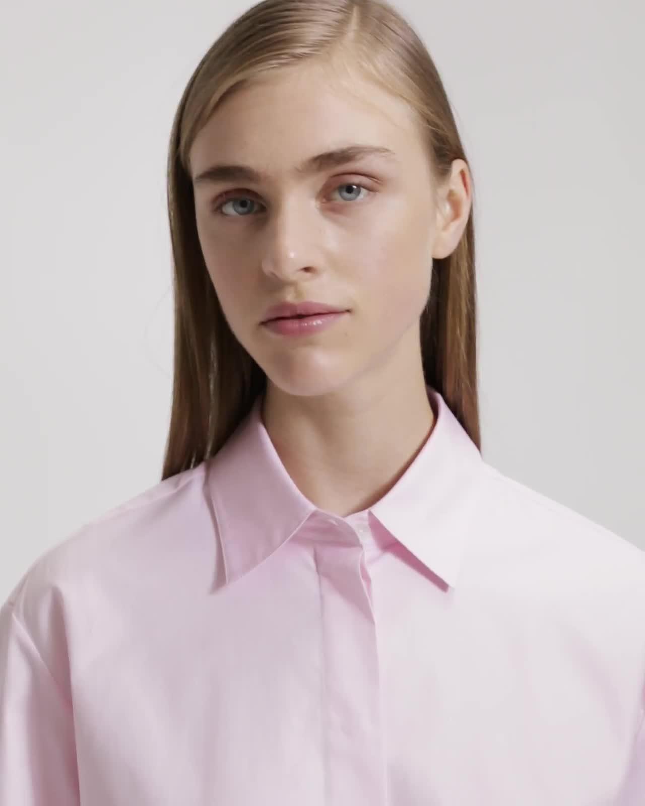Classic Menswear Shirt