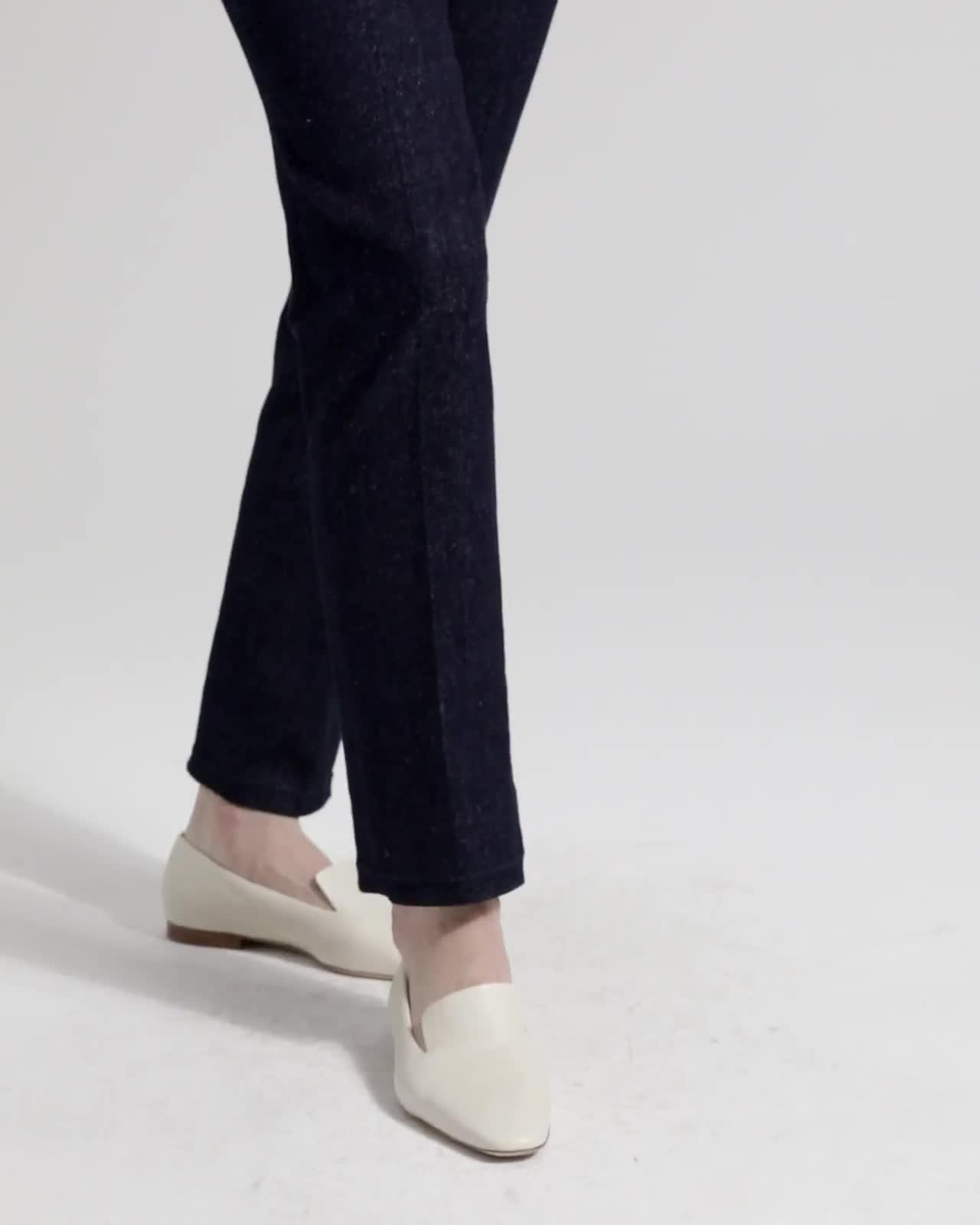 Denim Tailored Trouser