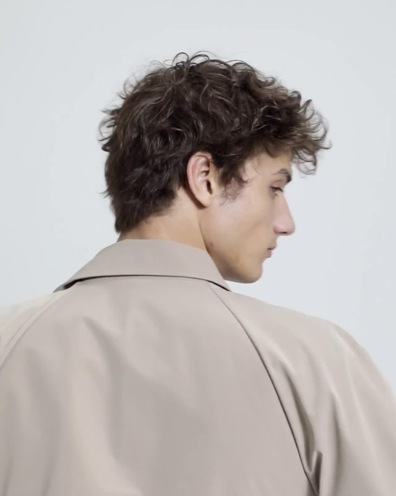 Compact Tech Liam Coat