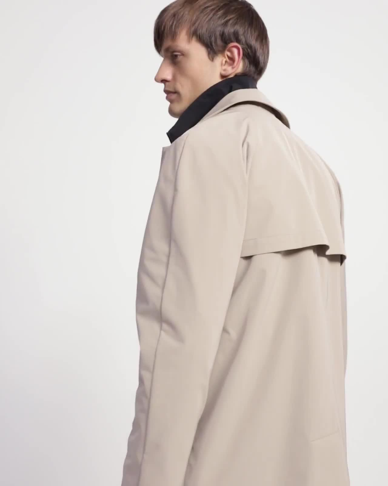 Foundation Tech Liam Coat