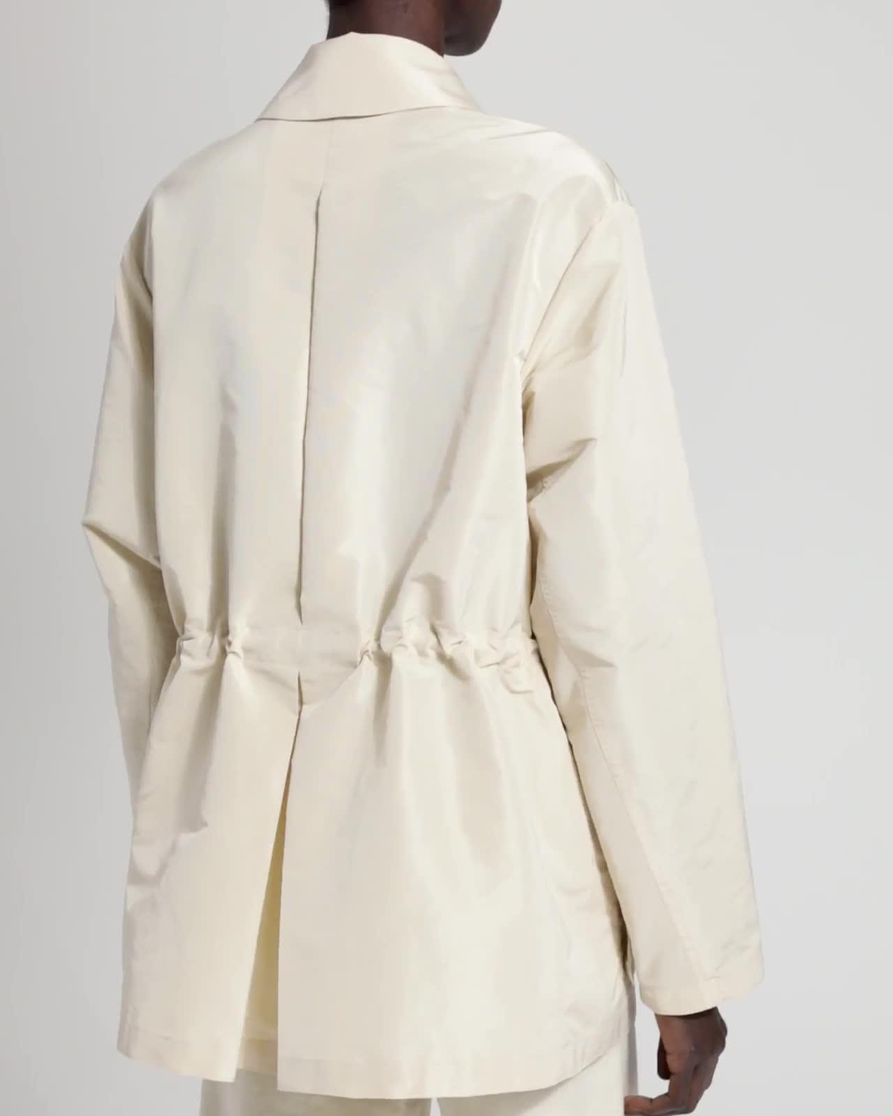 Technical Anorak Jacket