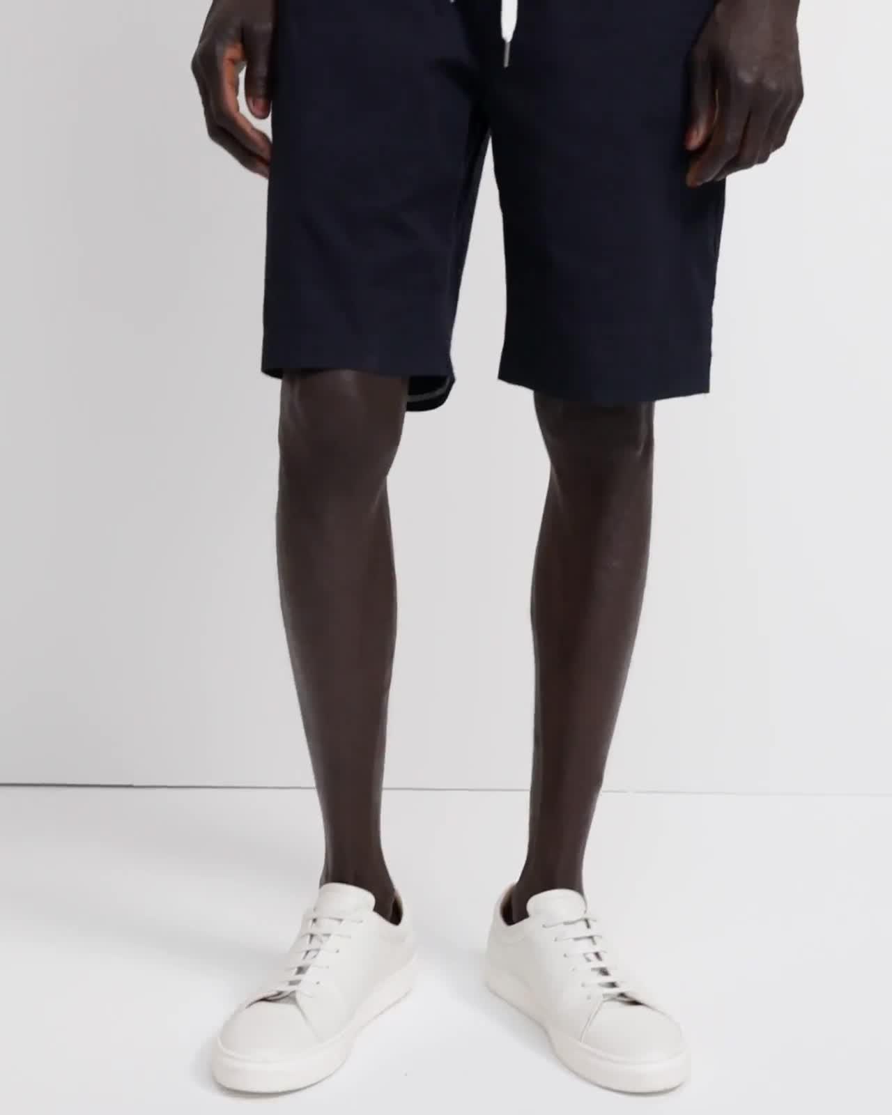 Garment-Washed Nevins Short