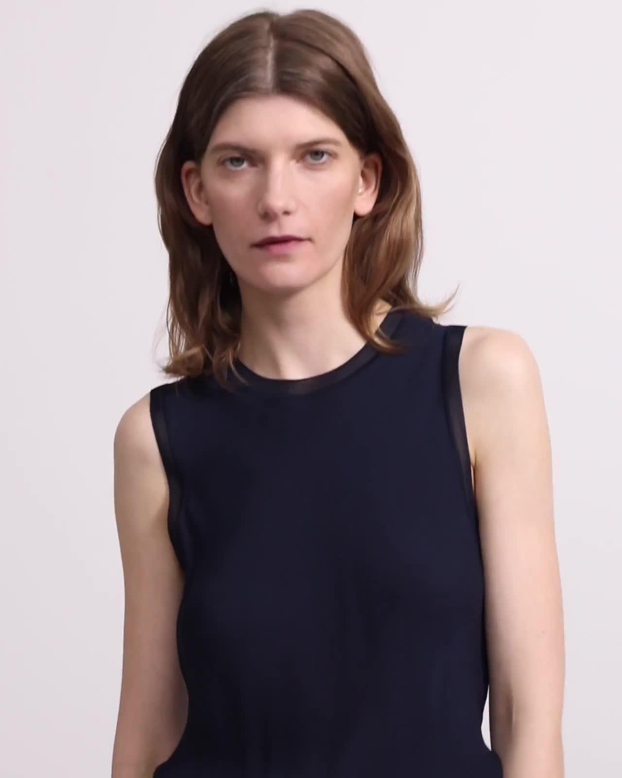 Neon Silk Combo Maxi Dress
