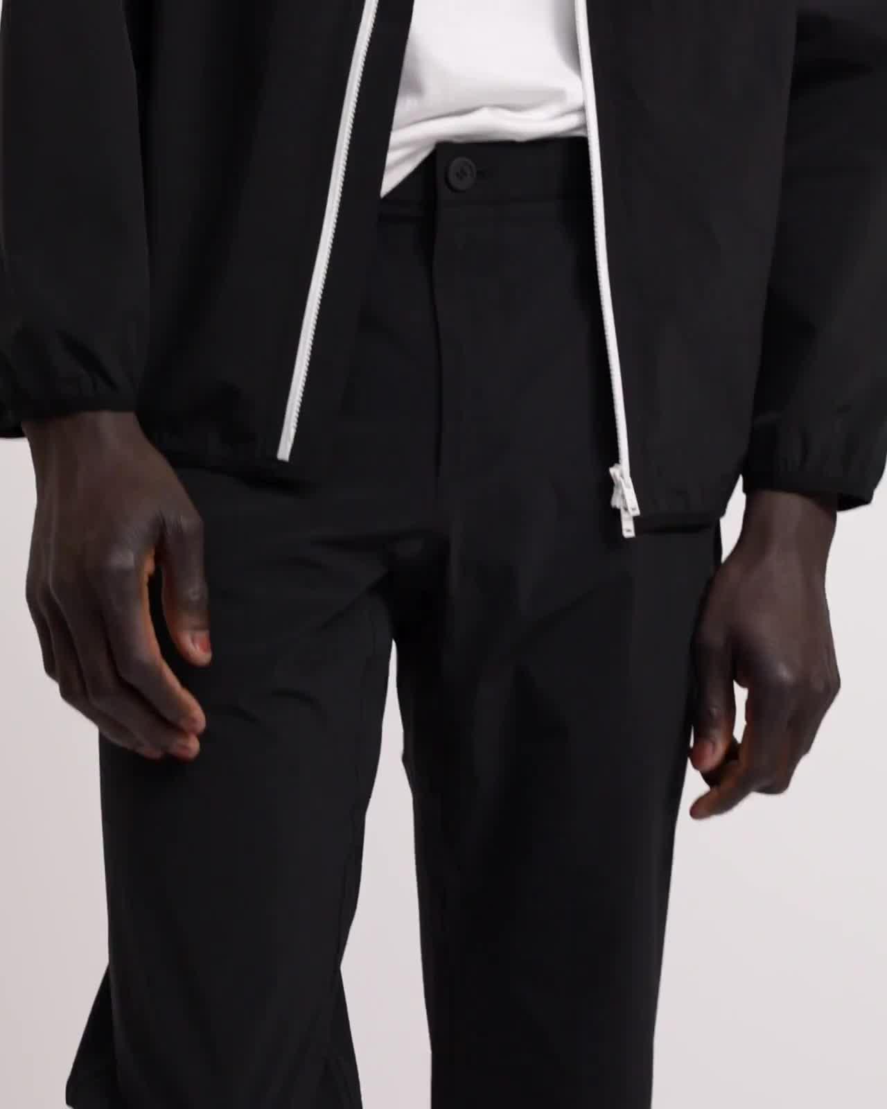 Paper Nylon Terrance Pant