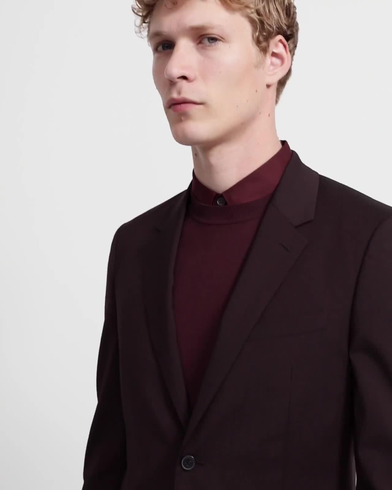 Chambers Blazer in Good Wool