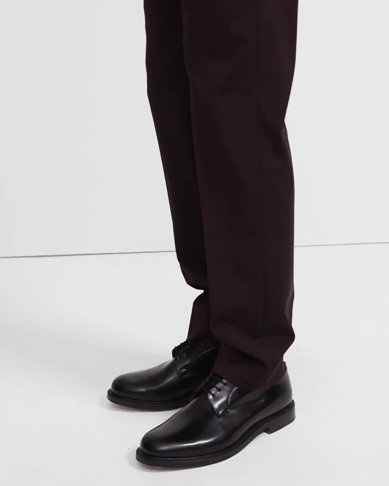 Mayer Pant in Good Wool