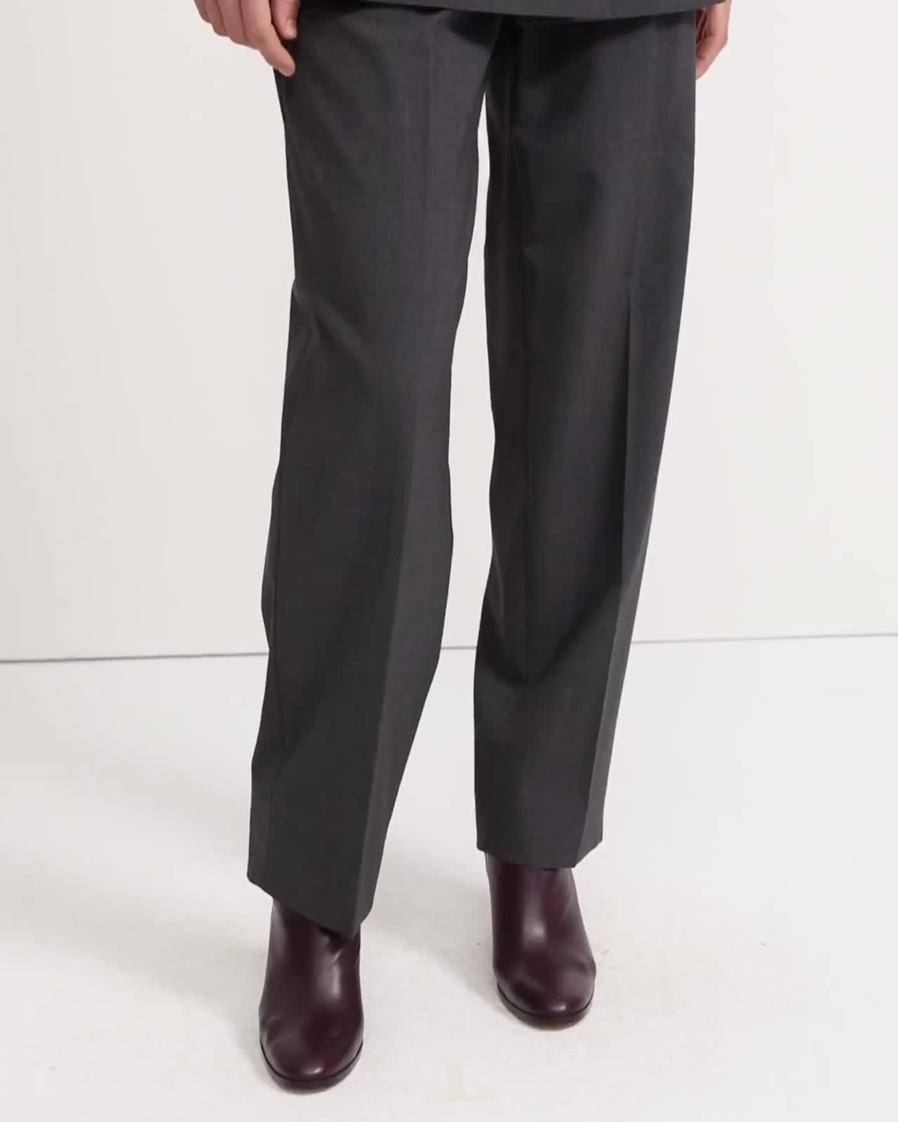 Good Wool Suit Trouser