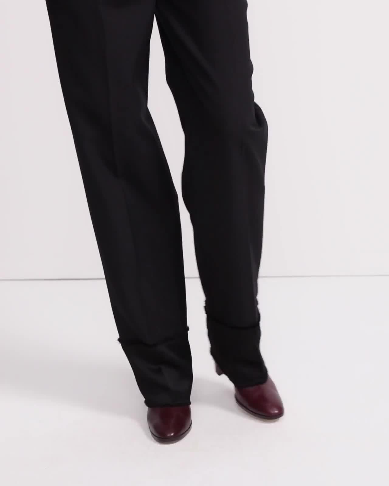 Suit Trouser in Wool