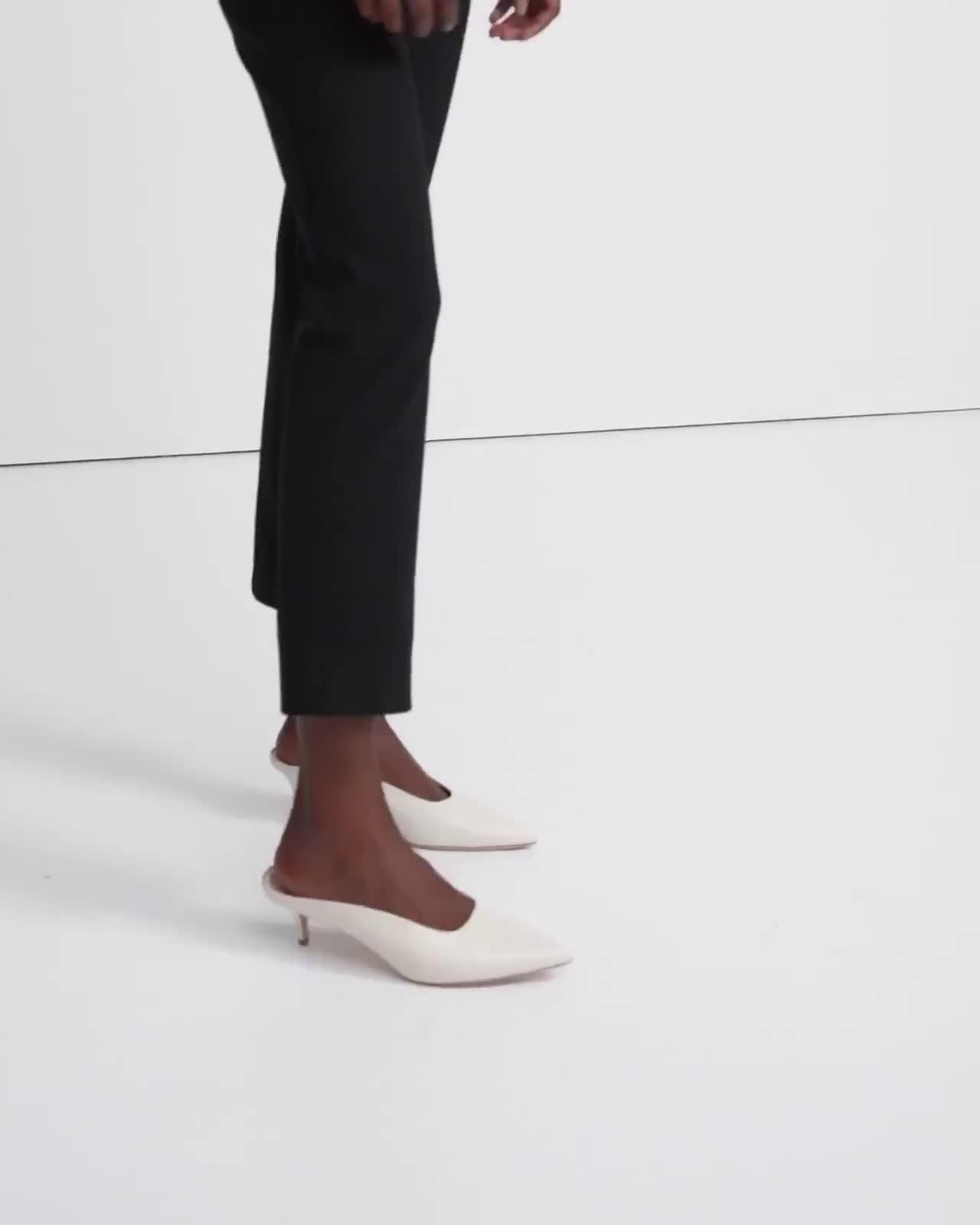 Skinny Legging in Eco Stretch Cotton