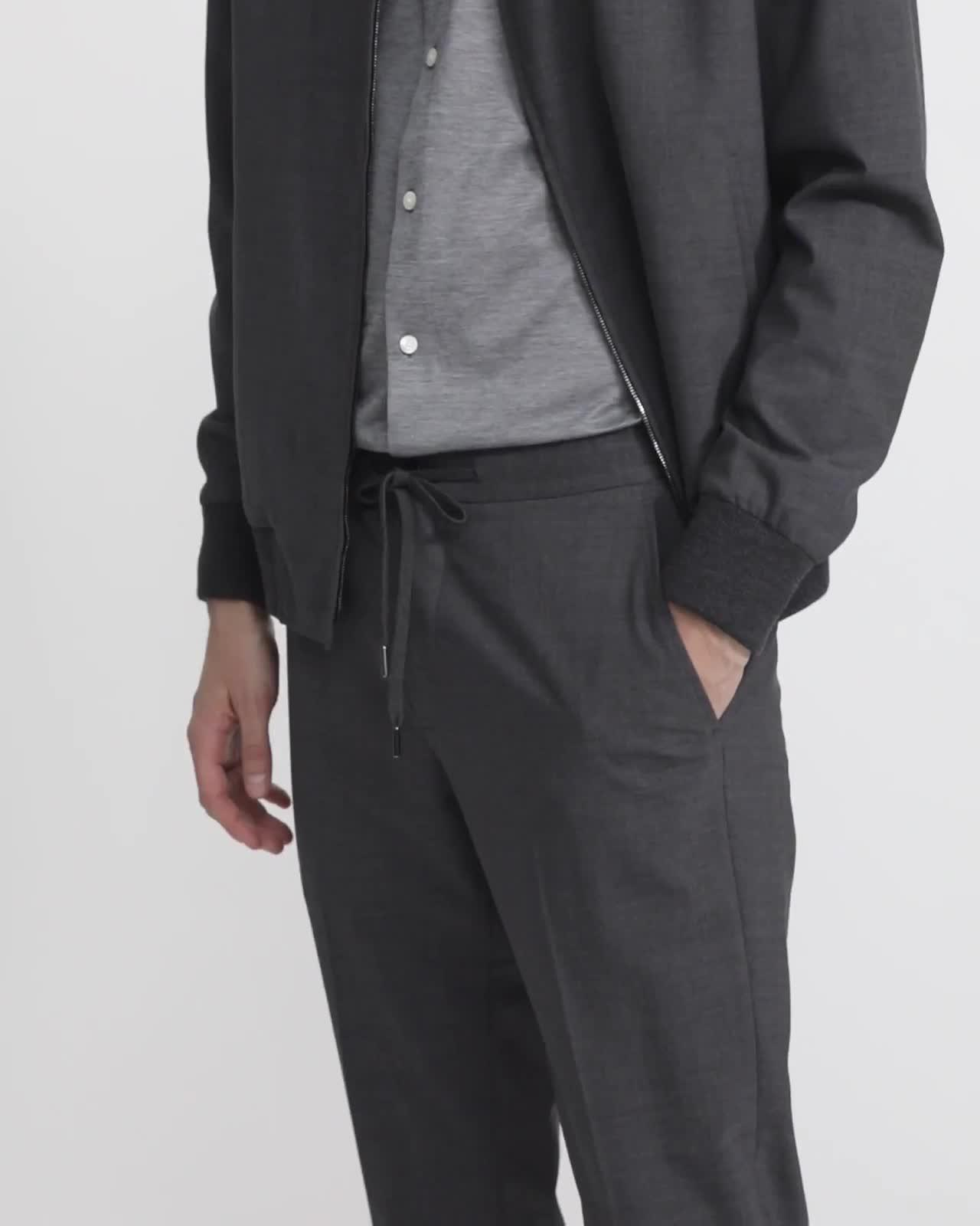 Hunter Pant in Good Wool