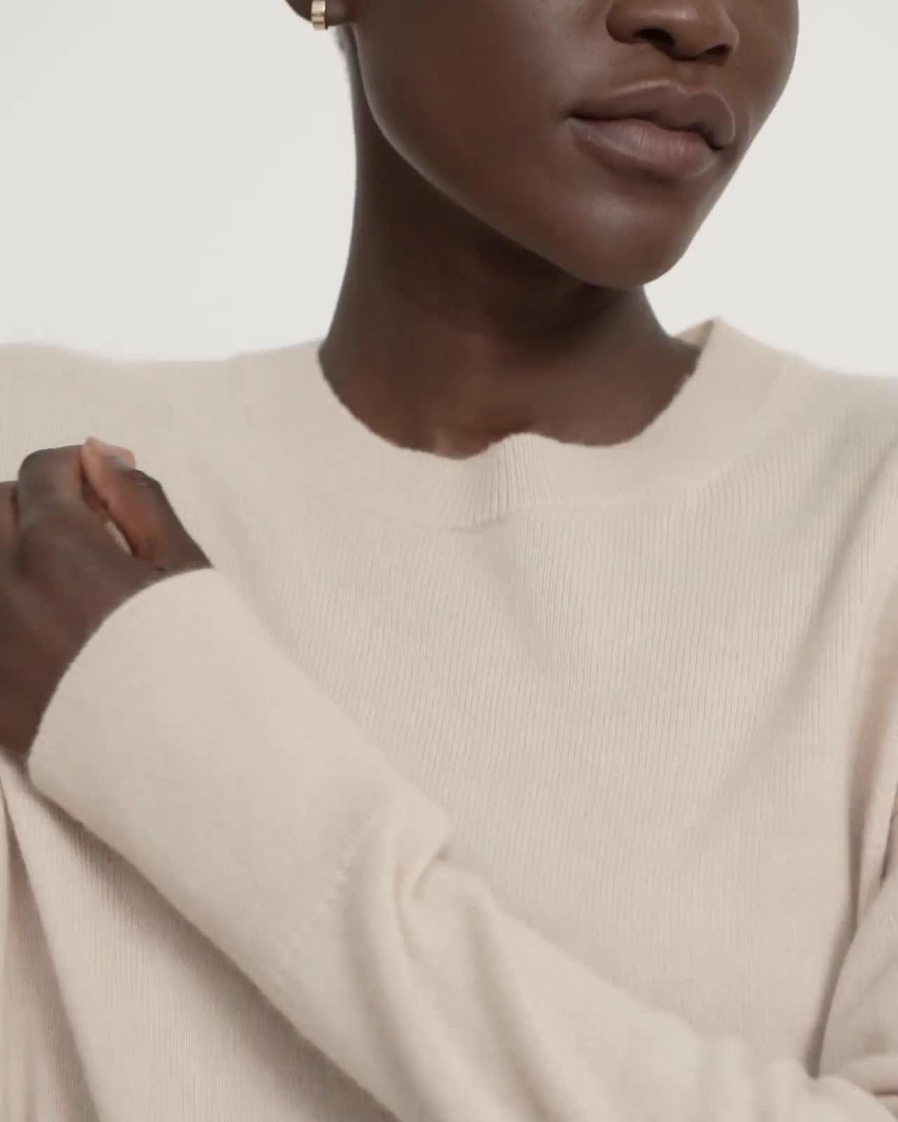 Karenia Sweater in Cashmere