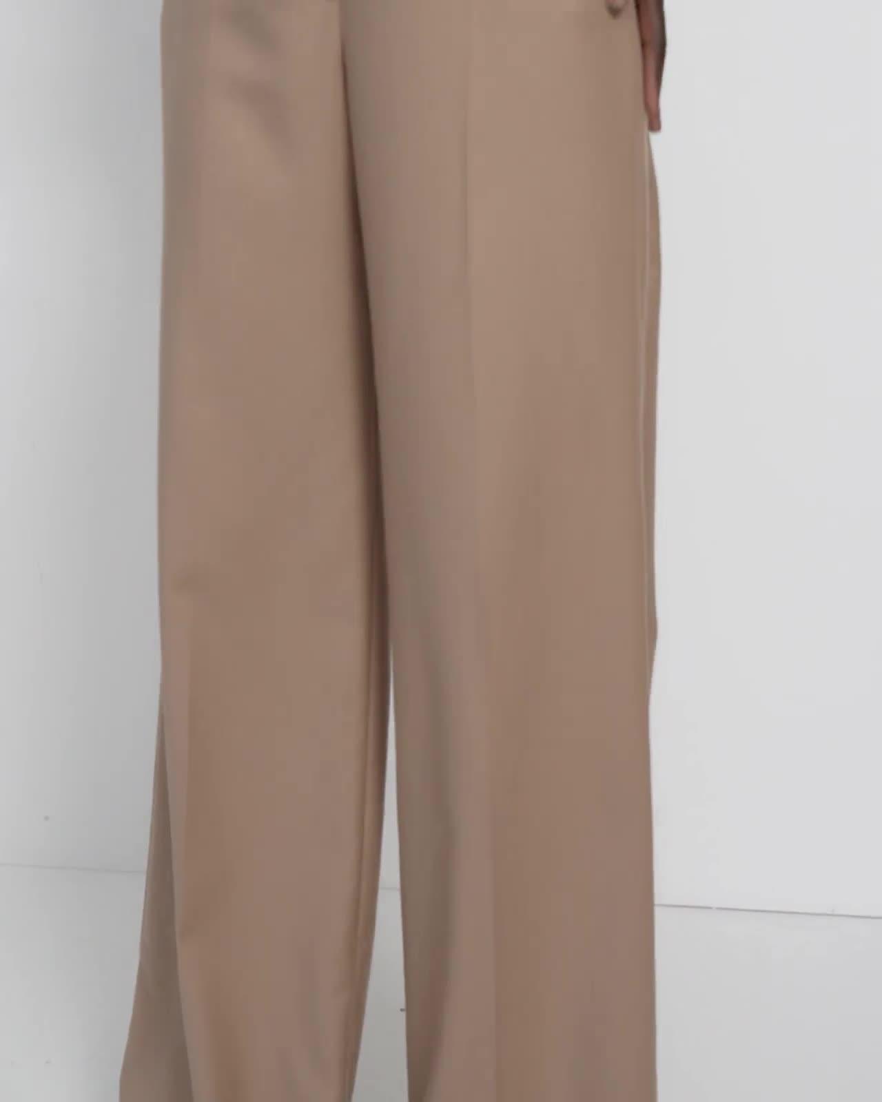 Terena Pant in Sleek Flannel