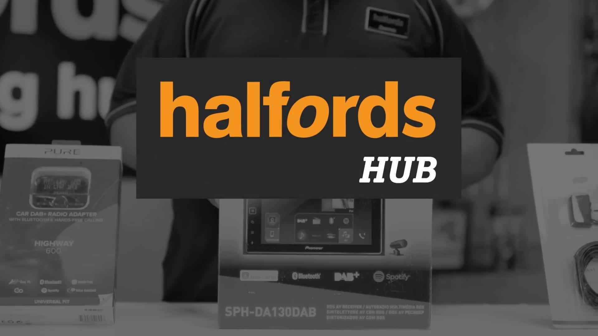 Halfords Advice Centre | DAB Car Radios Buyers Guide + Video
