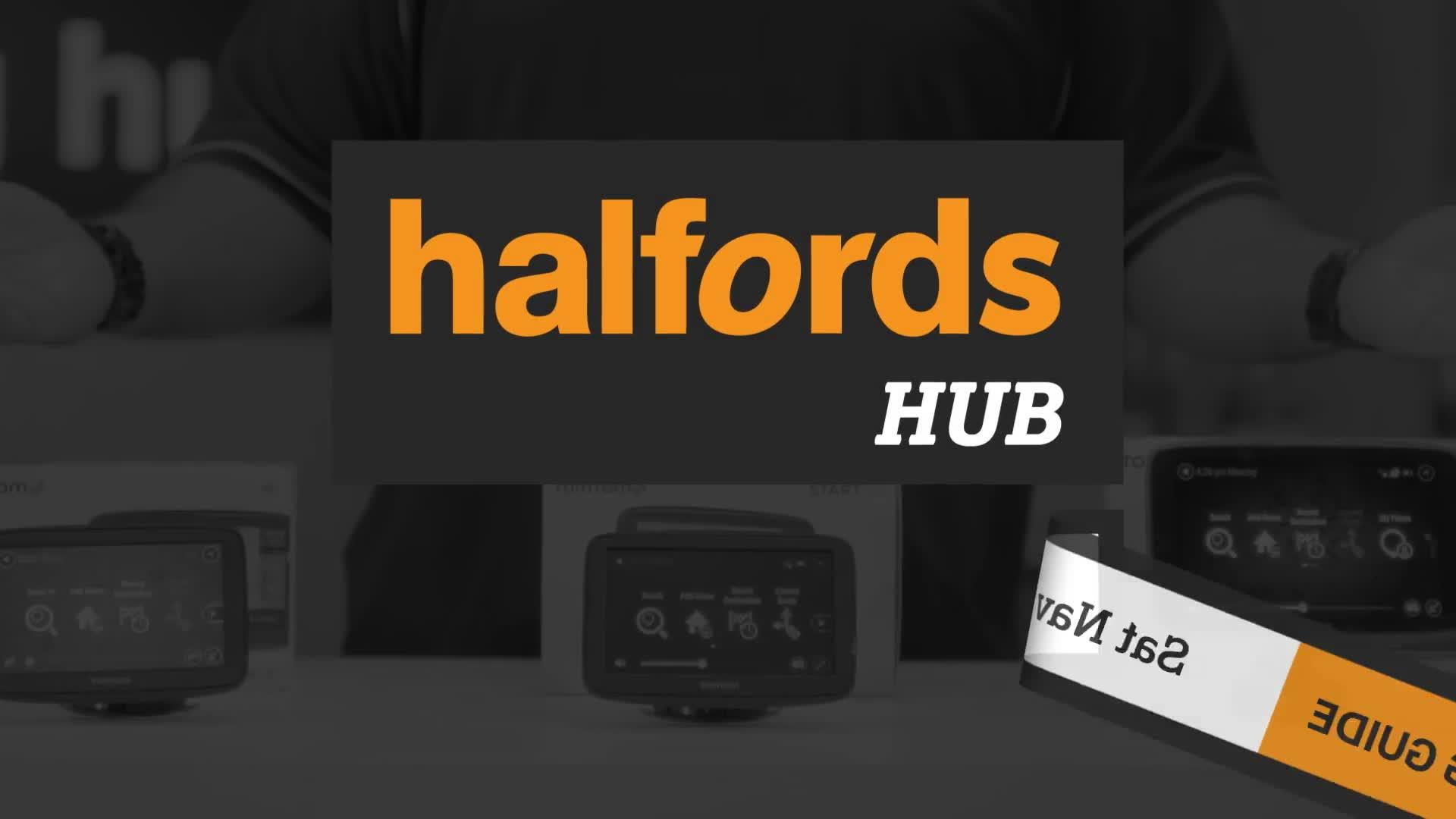 Halfords Advice Centre | Sat Nav Buyers Guide + Video