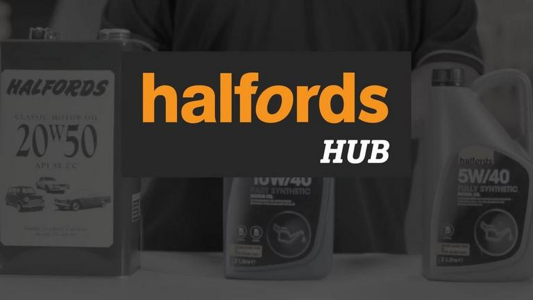 Car Oil Buying Guide | What Oil For My Car? | Halfords
