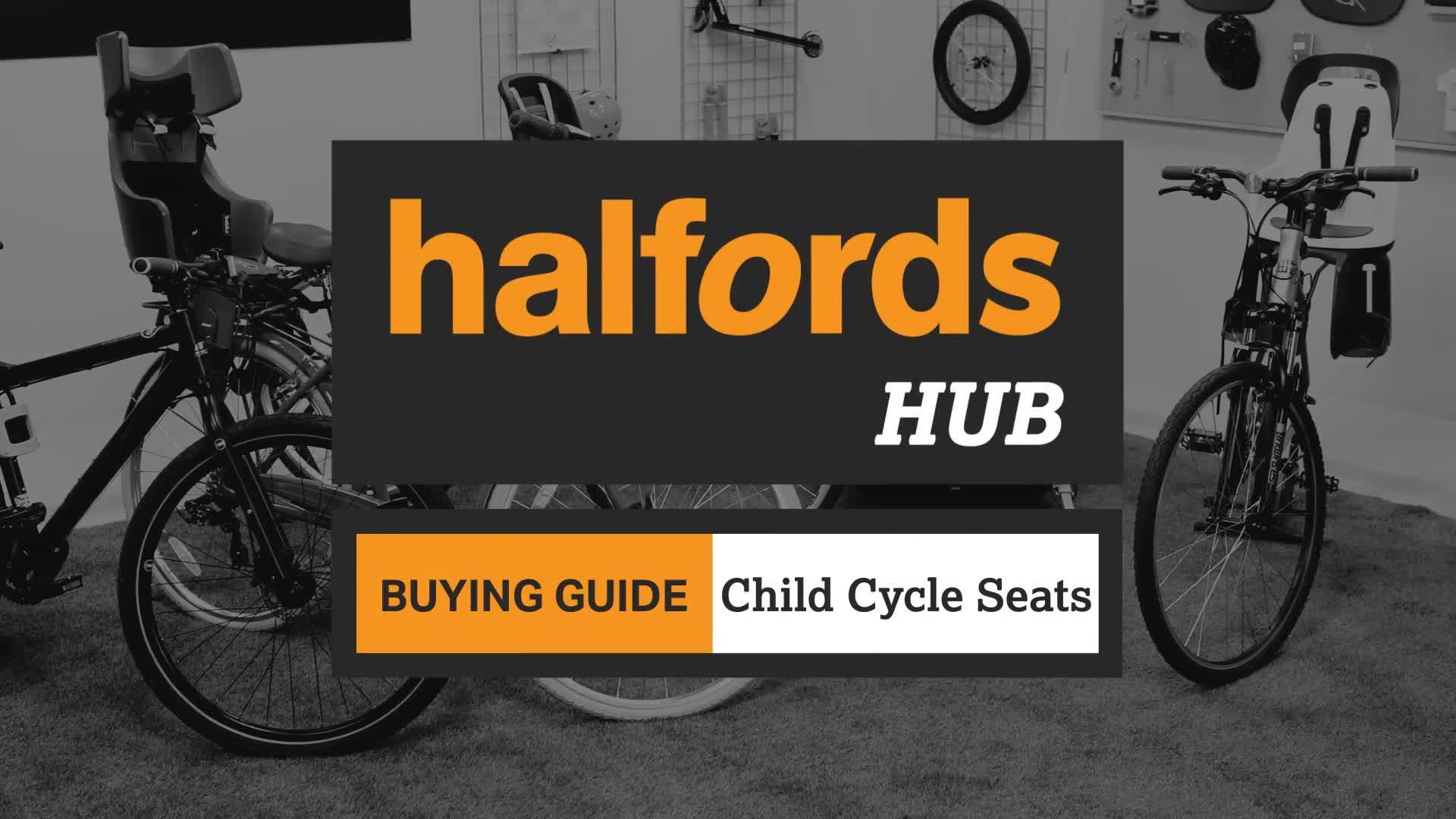 Picture of: Bike Child Seat Buyers Guide Halfords Uk