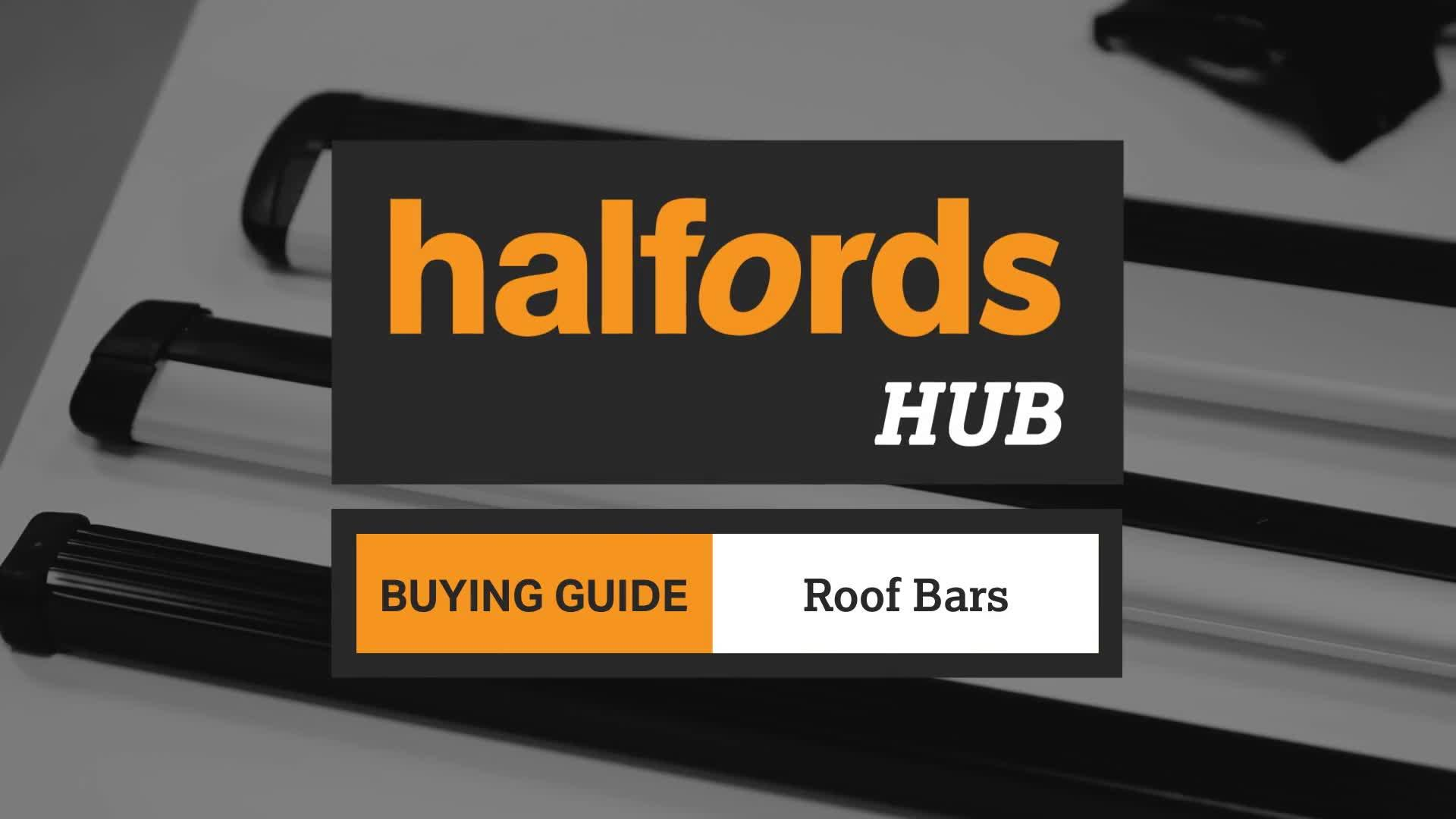 Roof Bar Buyers Guide Halfords Uk