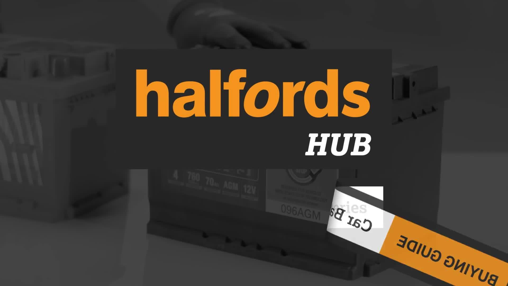 Halfords Advice Centre Car Battery Buyers Guide Peugeot 307 Fuse Box 2001