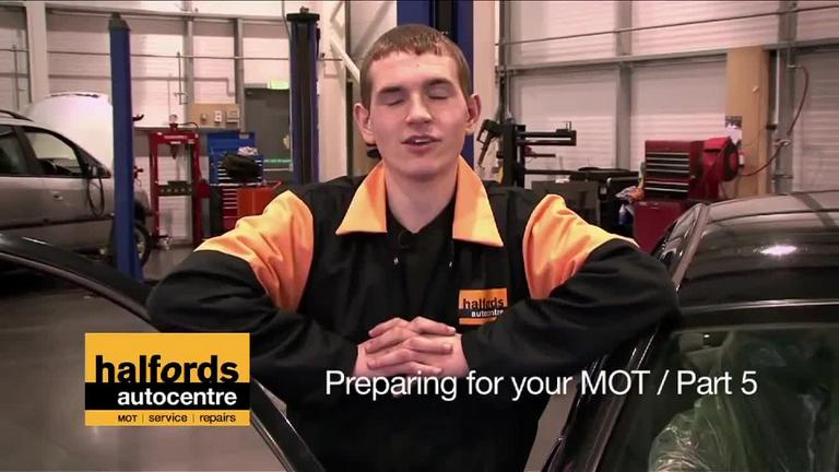 Image for Video - Preparing For Your MOT - After Your MOT article