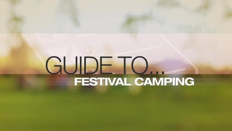 Image for Festival Camping Tips + Video article