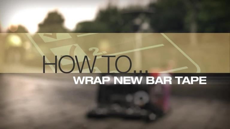 Image for Video - How to Wrap Handlebar Tape article