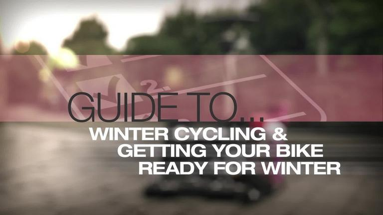 Image for Video - Winter Cycling Tips article