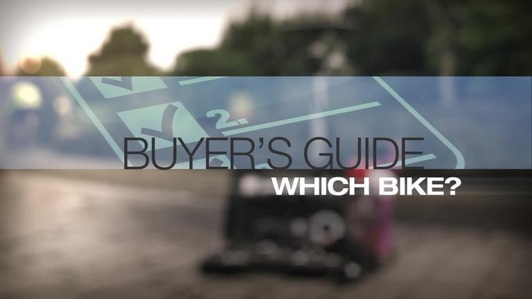 Image for Video - Which Bike? article
