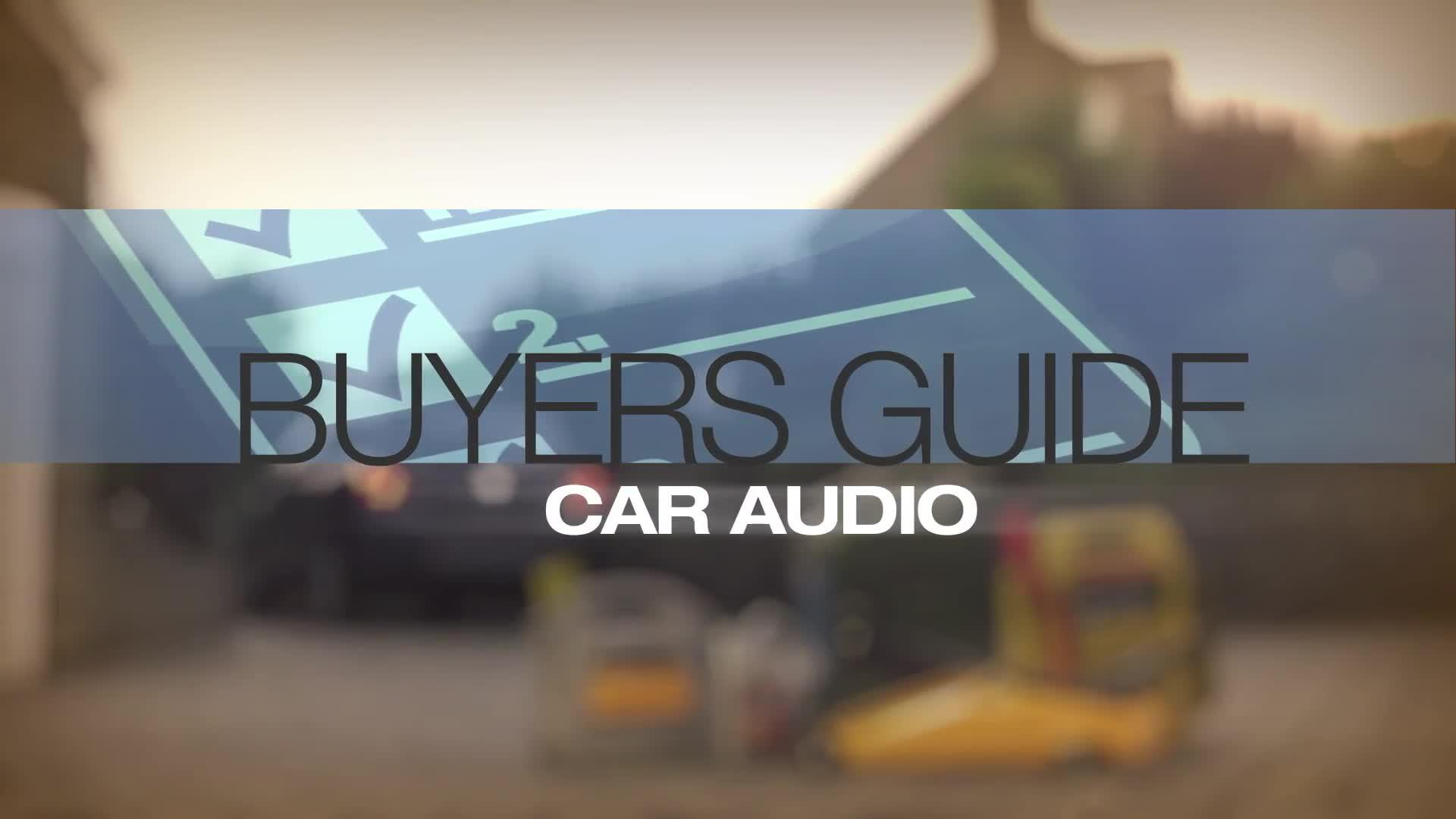 Halfords Advice Centre Car Stereos Buyers Guide Video Old Radio Wiring