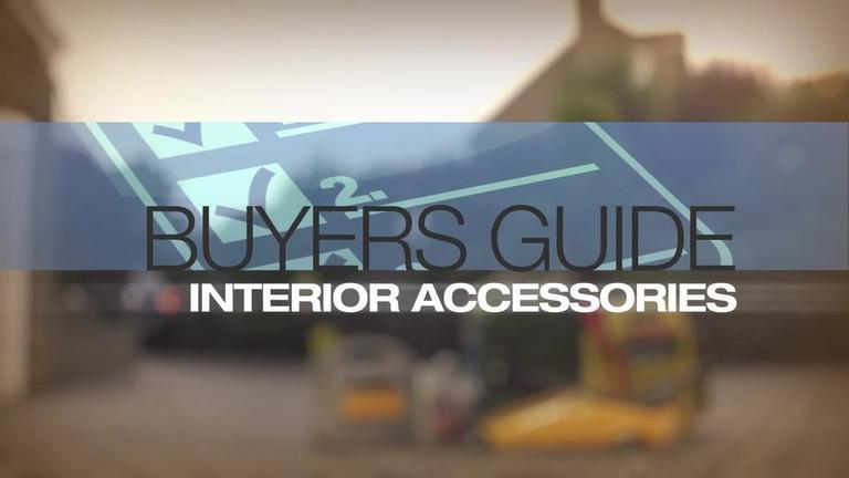Image for Video - Buyers Guide to Interior Accessories article