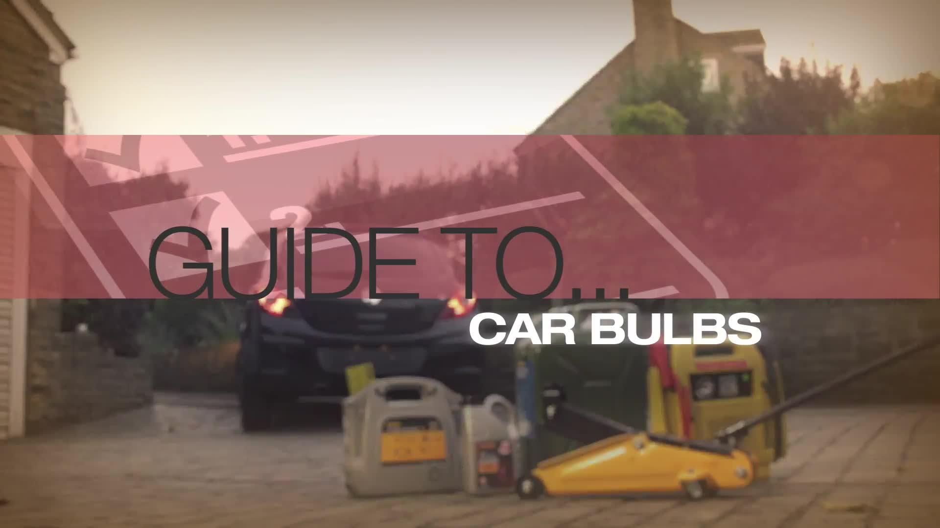 Halfords Advice Centre Car Bulb Buyers Guide Video Peugeot 307 Fuse Box Headlight