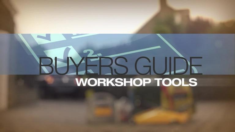 Image for Buyers Guide to Workshop Tools + Video article