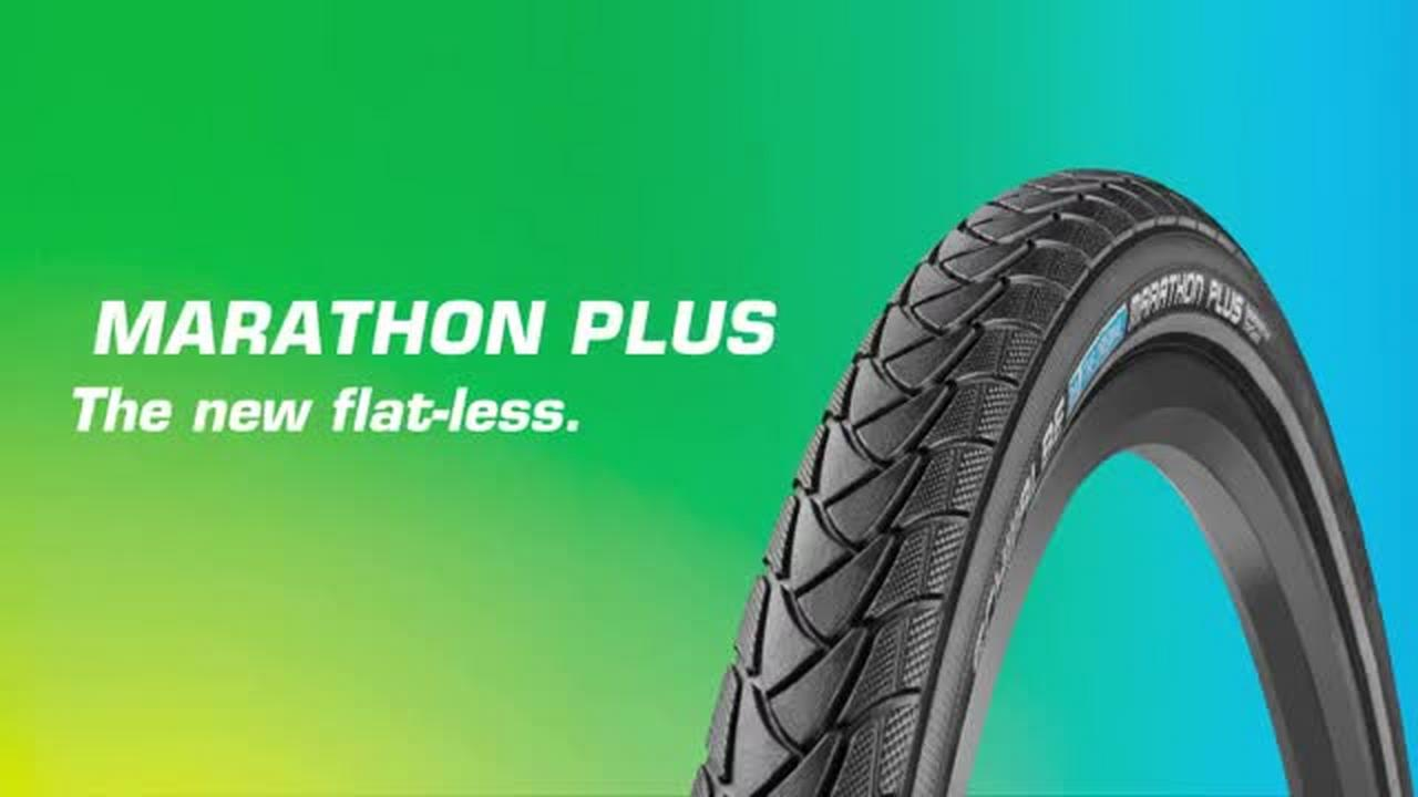 Schwalbe Marathon Plus Reflex Tyre Pro One 700 25 C