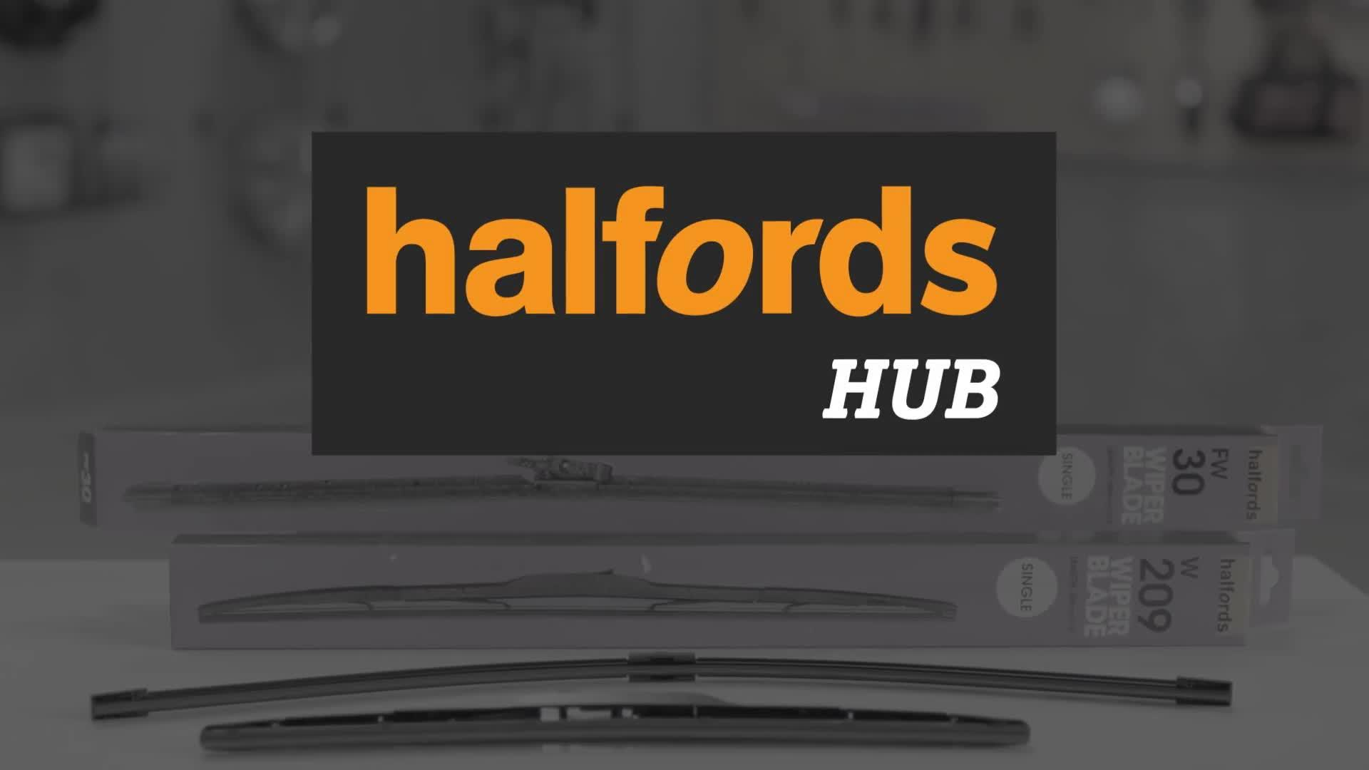 Halfords Advice Centre | Wiper Blades Buyers Guide + Video